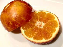 Citron meyer sanguin