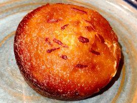 Gâteau Amande et Orange